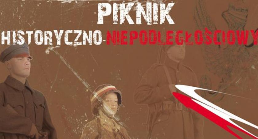 Zapowiedzi, Piknik Historyczno Niepodległościowy września - zdjęcie, fotografia