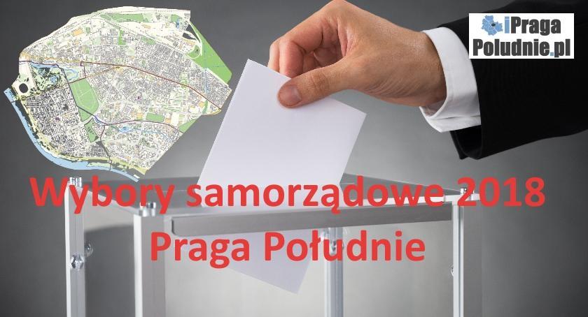 Wybory samorządowe, Jakie komitety powalczą radę dzielnicy Praga Południe [LISTA] - zdjęcie, fotografia