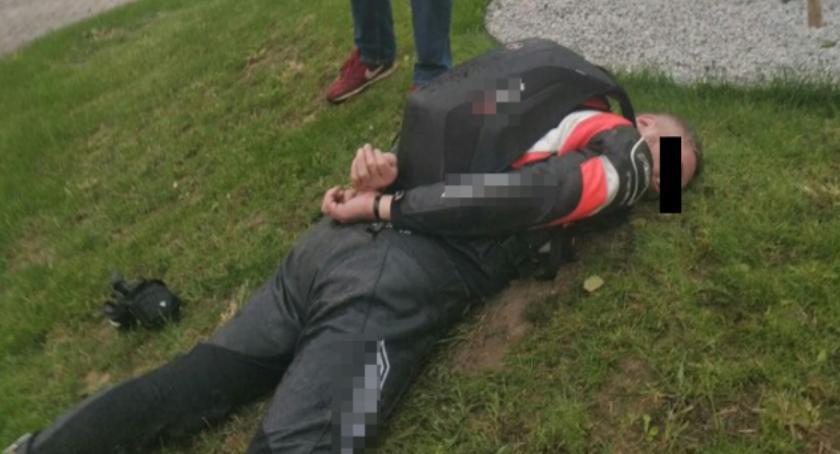 Narkotyki, Groźny przestępca przebywał Pradze Snajper rękach policji [ZDJĘCIA] - zdjęcie, fotografia