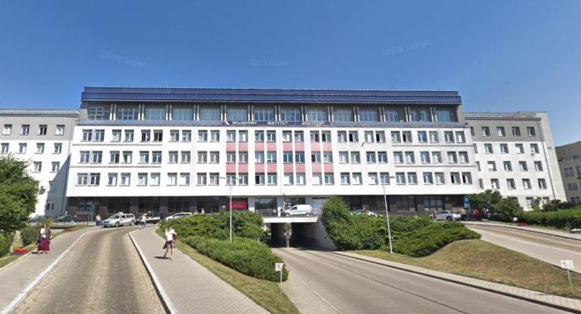 Bezpieczeństwo, Sprawca alarmu bombowego szpitalu Szaserów skazany - zdjęcie, fotografia
