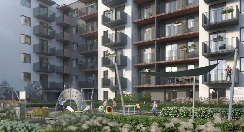 Inwestycje, Mały Grochów osiedle Siennickiej - zdjęcie, fotografia