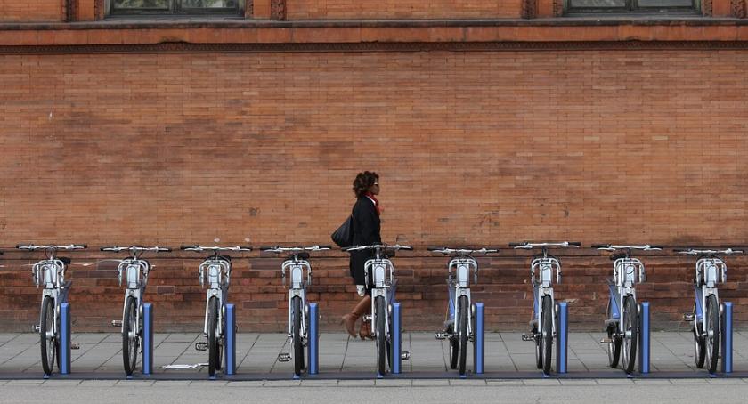 Rower, Sezon rowerowy tuż! Veturilo wraca Pragę Południe tygodniu - zdjęcie, fotografia