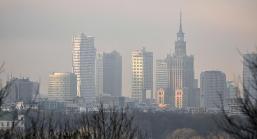 Inwestycje, stacja pomiaru smogu Pradze Południe - zdjęcie, fotografia