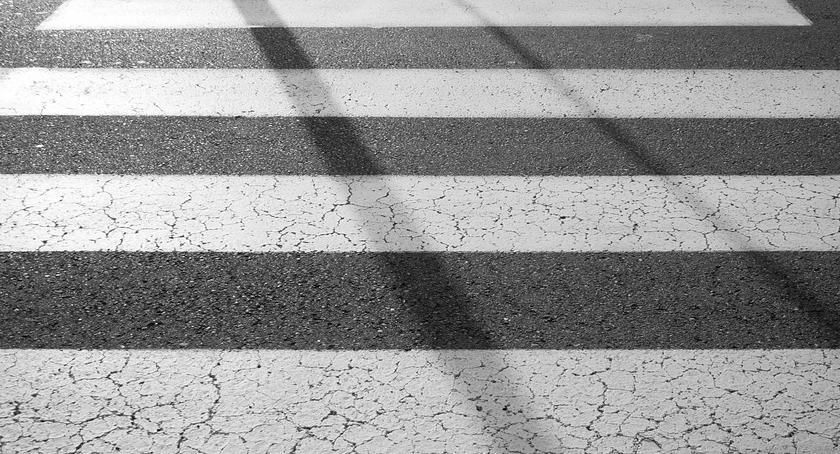 Wypadki, Wypadek Grochowskiej Kierowca trzeźwy - zdjęcie, fotografia