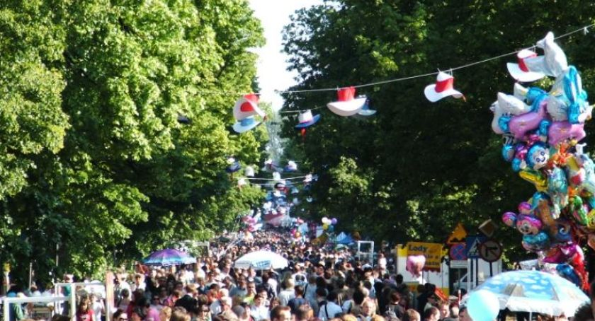 Imprezy plenerowe, Święto Saskiej Kępy obejdzie utrudnień komunikacyjnych - zdjęcie, fotografia
