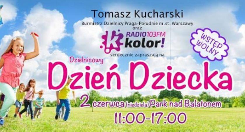 Imprezy plenerowe, Dzień Dziecka Parku Balatonem - zdjęcie, fotografia
