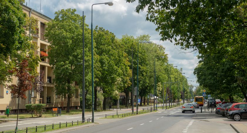 Ulice, Będzie bezpieczniej ulicy Szaserów - zdjęcie, fotografia