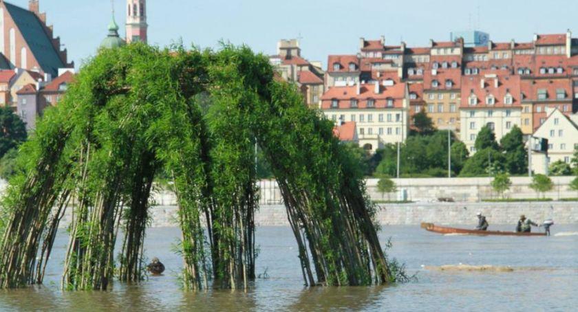 Wydarzenia, Mieszkańcy Saskiej Kępy mogą stworzyć żywą kopułę - zdjęcie, fotografia