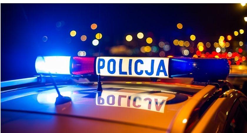 Kradzieże i rozboje, Łomem zaatakował radiowóz Meissnera - zdjęcie, fotografia