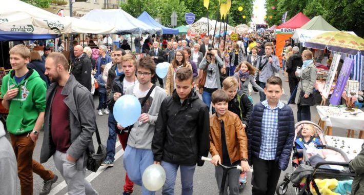 Imprezy plenerowe, Święto Saskiej Kępy [FOTO] - zdjęcie, fotografia