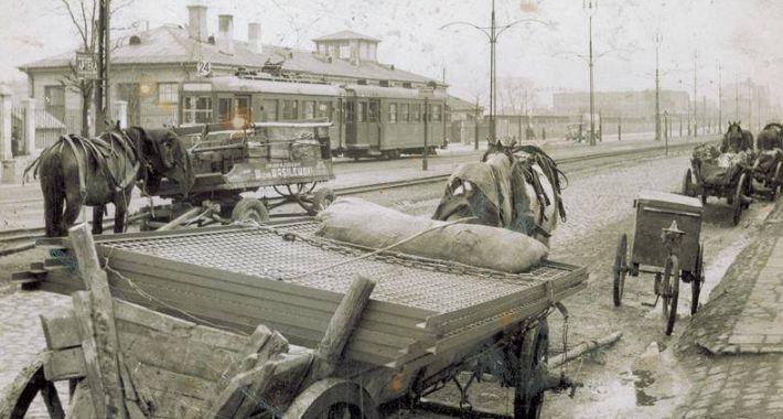 Historia, Grochów budzi zapraszamy wyjątkowy spacer - zdjęcie, fotografia