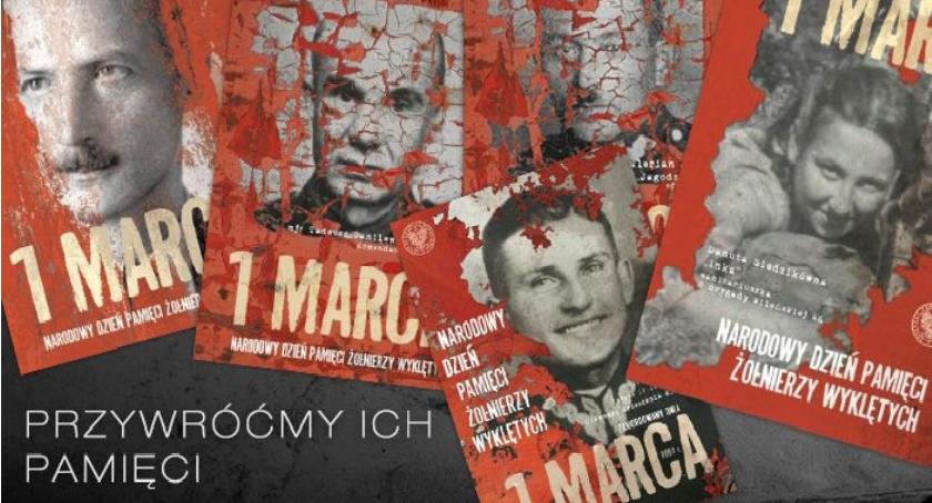 Historia, Obchody Narodowego Pamięci Żołnierzy Wyklętych Pradze Południe - zdjęcie, fotografia