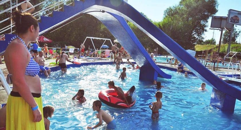 Pływanie, Baseny otwarte najbliższy weekend! - zdjęcie, fotografia