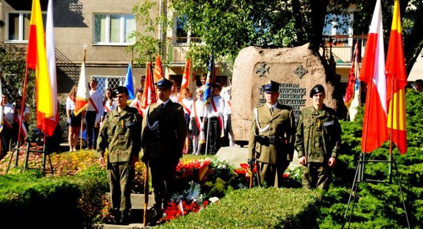 Historia, Uroczystości upamiętniające obronę Warszawy Pragi podczas kampanii wrześniowej - zdjęcie, fotografia