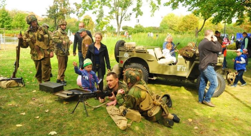 Imprezy plenerowe, Piknik historyczny parku Znicza [zdjęcia] - zdjęcie, fotografia