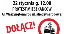 Tramwaj na Gocław - w niedzielę pikieta i protest