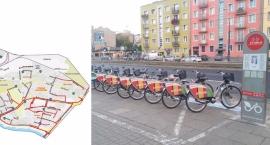 Więcej stacji rowerów Veturilo na Pradze Południe