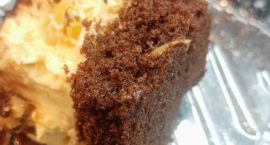 Pyszne ciasto, a w nim...paznokieć (?!)