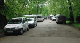 Ponad 200 aut w 4 godziny w Parku Skaryszewskim