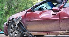 Kobieta potrącona na skrzyżowaniu Wiatracznej z Kobielską