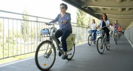 Kładka rowerowa pod Łazienkowskim otwarta!