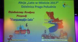 """Dzielnicowy Konkurs Piosenki """"Warszawskie Lato"""""""