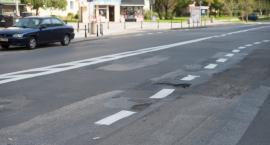 Nowy korytarz rowerowy, wymina nawierzchni dróg - ZDM w końcu zadba o Grochów?