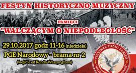 Festyn historyczno-muzyczny pamięci Walczącym o Niepodległość 29 października na Narodowym