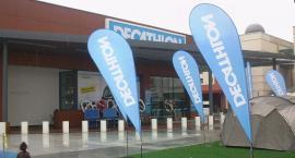 Już w grudniu otwarcie Decathlon Ostrobramska