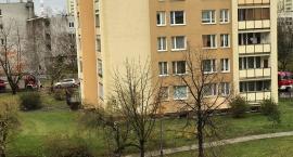 Poranna akcja służb na osiedlu Ostrobramska