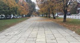 W końcu! Rozpoczyna się remont chodnika wzdłuż Łukowskiej