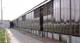 Myjnia dla pociągów na Grochowie
