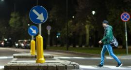 22 przejścia dla pieszych z nowym oświetleniem już wkrótce