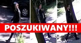 Policja szuka zboczeńca z Grochowa. Opublikowano zdjęcia