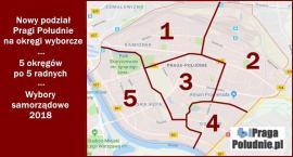 Nadzwyczajna sesja i poprawa okręgów wyborczych na Pradze