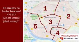 Jednak cztery okręgi wyborcze na Pradze Południe. Chaos wyborczy trwa