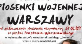 Piosenki wojennej Warszawy. Koncert na pl. Szembeka już w niedzielę