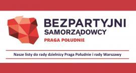 Kandydaci Bezpartyjnych Samorządowców do rady dzielnicy Praga Południe