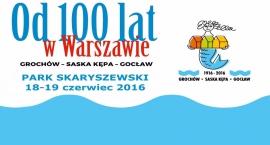 Program 100lecia przyłączenia Grochowa, Saskiej Kępy i Gocławia do Warszawy