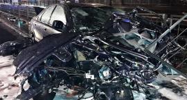 Tragiczny wypadek na Grochowskiej [ZDJĘCIA]