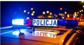 Łomem zaatakował radiowóz na Meissnera