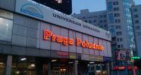 Neon z Universamu Grochów przeniosą na urząd dzielnicy?