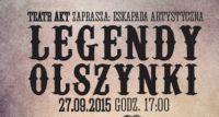 Legendy Olszynki - zaproszenie