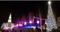 Choinka rozświetliła Plac Szembeka na Grochowie!