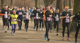 Warszawa biegnie
