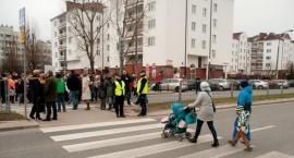 ZDM doświetli niebezpieczne przejścia na Umińskiego