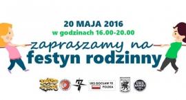 Festyn rodzinny na Saskiej Kępie - zaproszenie