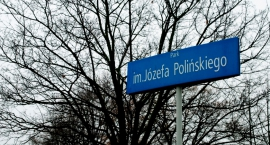 Zmarł mężczyzna w Parku Polińskiego na Grochowie