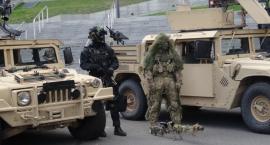 Ćwiczenia antyterrorystyczne przed szczytem NATO