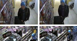 Właściciel sklepu na Saskiej Kępie prosi o pomoc z znalezieniu złodzieja